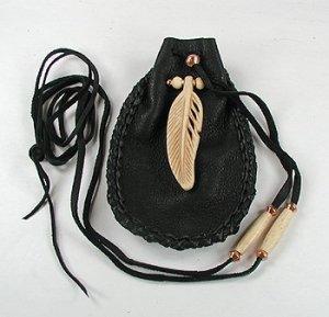 Cynthia Whitehawk Apache Eagle Spirit Medicine Bag