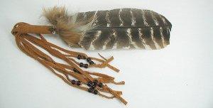 Oglala Lakota Smudge Fan