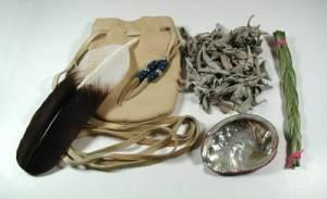 Native American Smudge Kit
