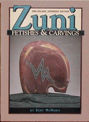 Zuni Stone Fetish Carving Native American