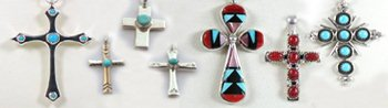 Native American Crosses