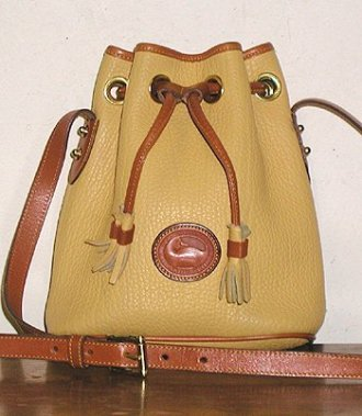 Authentic Dooney & Bourke Drawstring Bag