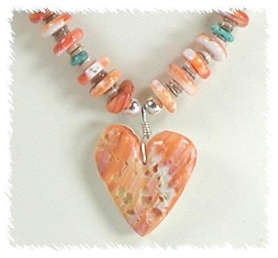 Santo Domingo Spiny Oyster Necklace