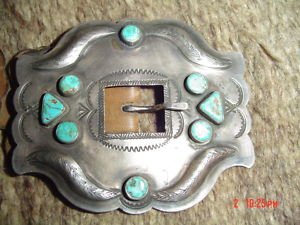 Wanted: Custom Made Belt Buckle