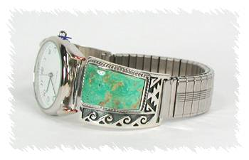 Native American Expansion Band Style Watch