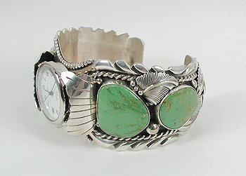 Native American Cuff  Watch