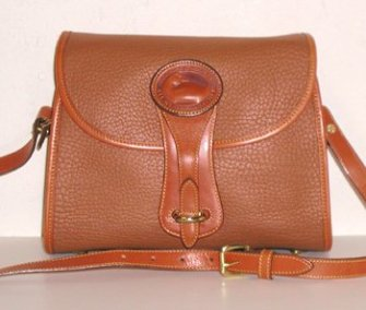 Authentic Dooney & Bourke All Weather Leather Essex Made in USA