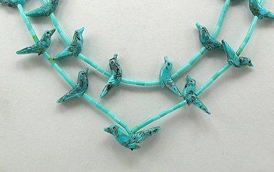 fetish beads Bird
