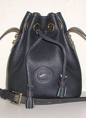 Vintage Dooney & Bourke All Weather Leather Made in USA bags – miscellaneous Q&A
