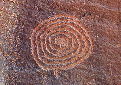 The Spiral In Native American Jewelry And Artifacts Native