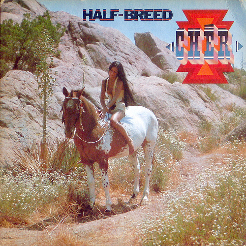 cher half breed album