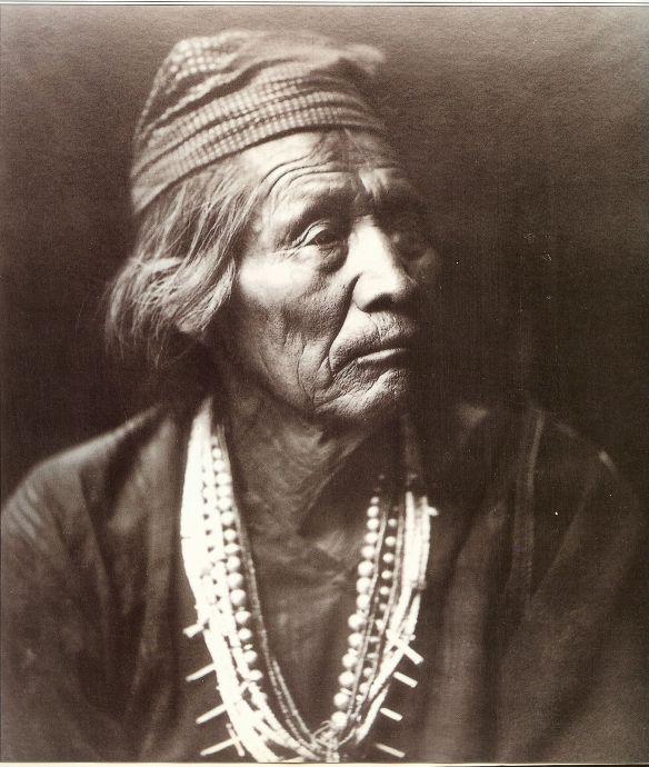 Navajo Nesjaja Hatali or Wind Doctor