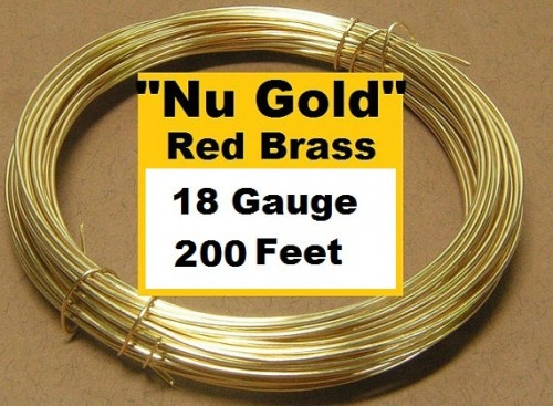 Nu Gold (Red Brass)