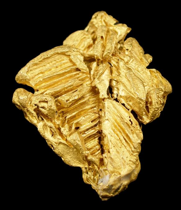 Venezuelan Gold Nugget