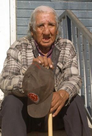 Clarence Wolf Guts Lakota Code Talker