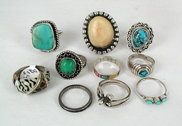 Bargain Barn Rings