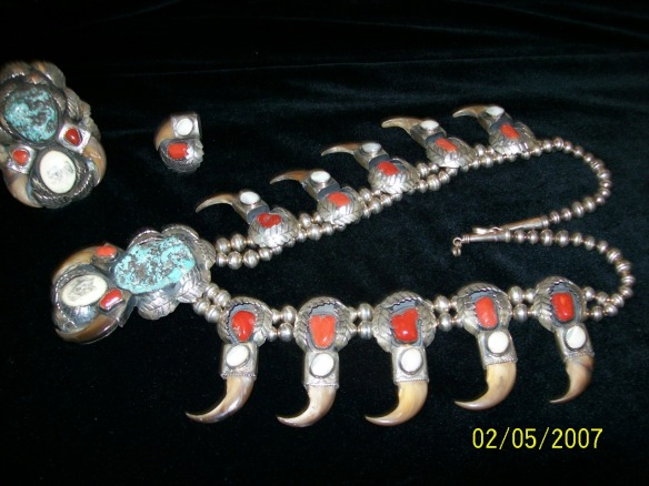 Native American jewelry 01