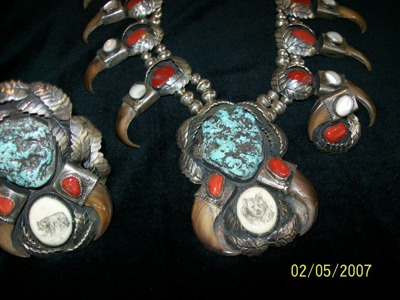 Bear Claw Necklace Native American Jewelry Tips