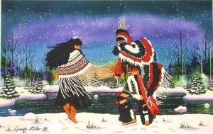NativeAmericanChristmasDance