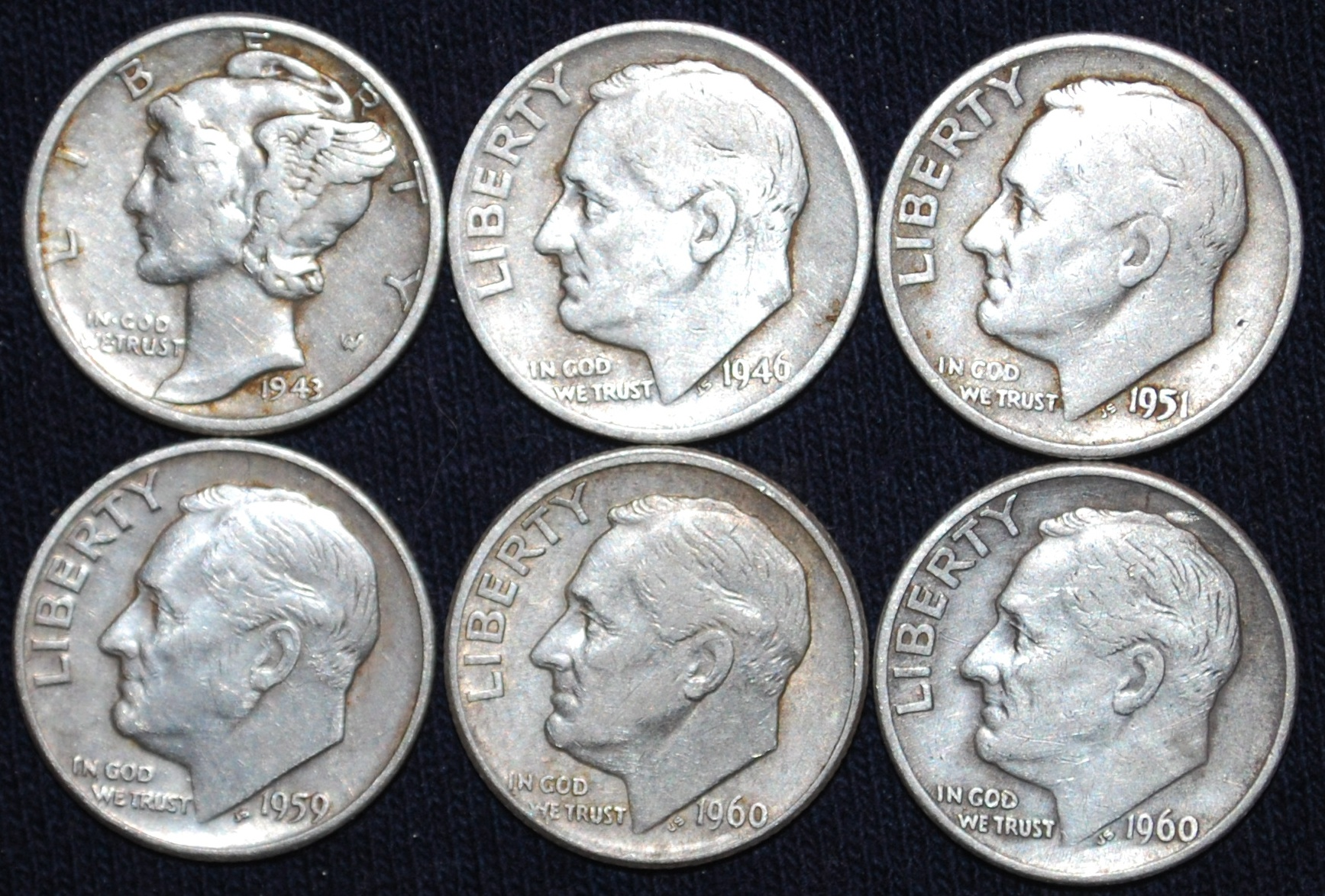 Silver Coins of the United States