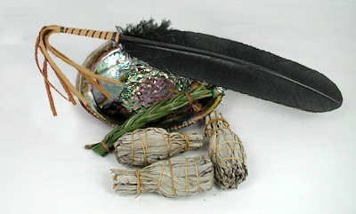 Kangi Pejuta Smudge Kit