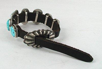 BUCKLE - Concha belt style - Danny Martinez, Navajo