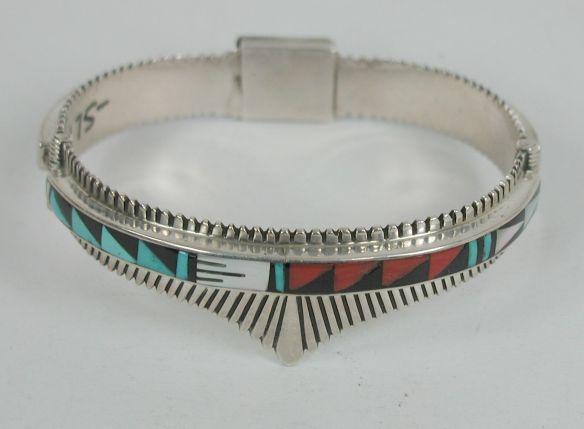 Jay Boyd Hinged Link Cuff Bracelet