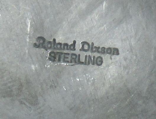 Roland Dixson hallmark