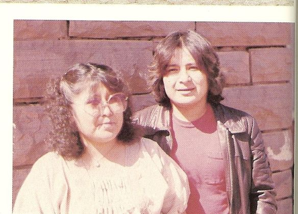 Nancy and Ruddell Laconsello