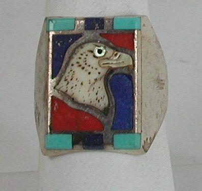 Vintage Laconsello ring