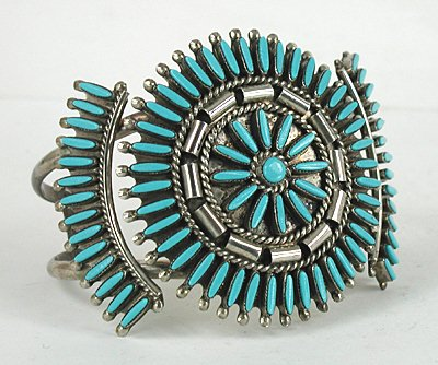 S441-needle-turq-peyketewa-bracelet-1