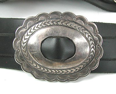 Native American Concho Belts