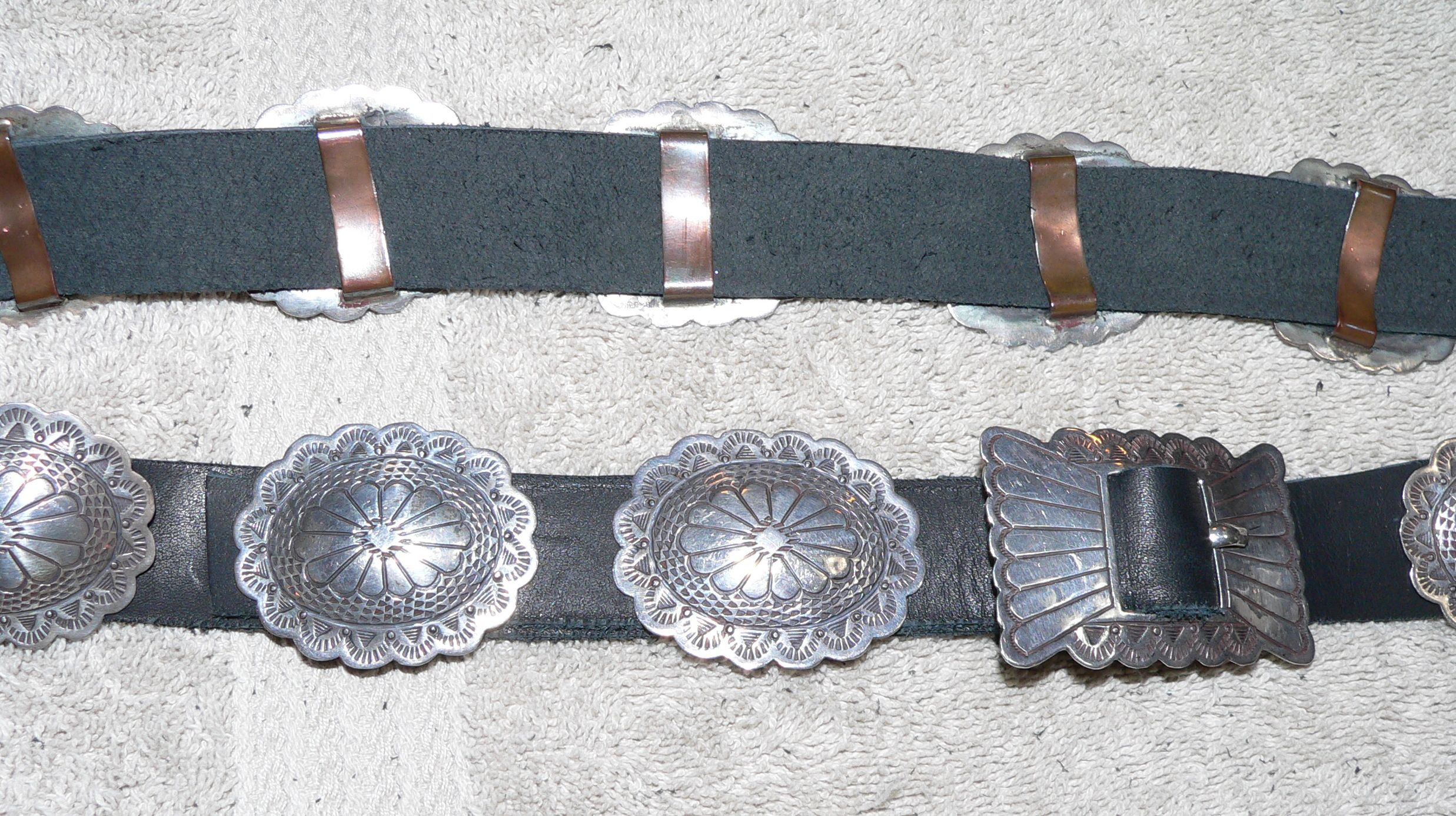 The Art And Science Of Wearing A Concho Belt