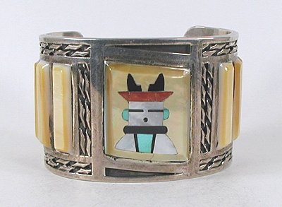 Vintage  High Quality Morenci Turquoise Navajo Sterling Silver Stacked Three Cabochon Ring  Size 6 14